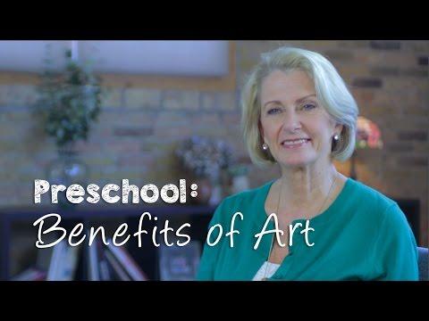 Young Rembrandts Art Enrichment: Preschool Benefits of Art