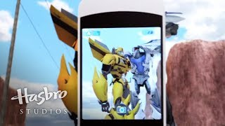 Transformers Prime: Odjuret jägare - Sämst bevarade hemlighet