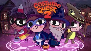 Costume Quest 2 - He stole our candies! [Part 6]
