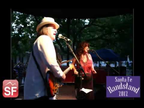 Soul Kitchen live at the 2012 Santa Fe Bandstand