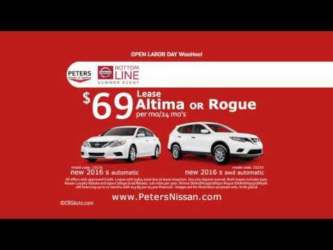 Nissan Altima Rogue Lease Nashua New Hampshire