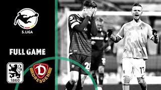 1860 Munich vs Dynamo Dresden 1 0 Full Game 3rd Division 2020 21 Matchday 29