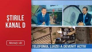 Stirile Kanal D (15.08.2019) - Necropola din curtea lui Dinca! Telefonul Luizei a devenit ...