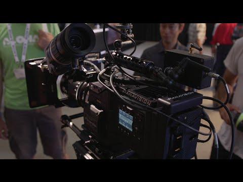 Panavision DXL 8K Digital Cinema Camera at Cine Gear LA 2016
