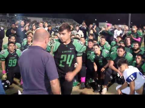 Chula Vista Kiwanis Bowl XVI Prep Football Hilltop 29, Chula Vista 6