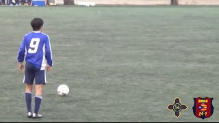 Takefusa Kubo 久保 建英 vs Shizuoka Academy ● Japan U-16