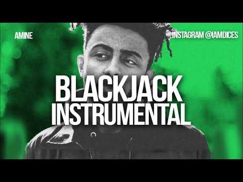 "Amine ""Blackjack"" Instrumental Prod. by Dices *FREE DL*"