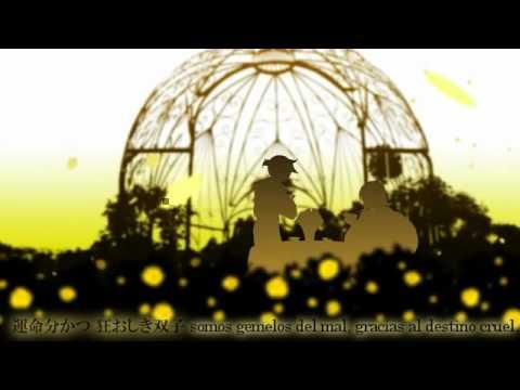 Kagamine Len - El Sirviente del Mal ~Velvet Mix~ (Fandub Español)
