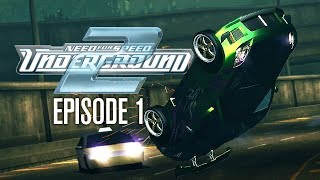 Need for Speed Underground 2 - A FLYING START! (Let's Play Part 1)