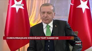 Cumhurbaşkanı Erdoğan'la Referandum Özel