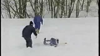 かんじき作り名人9 渋谷吉尾(1992年2月) http://kuromatsunai.cocolog...