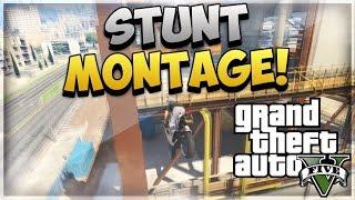 EPIC GTA 5 STUNT MONTAGE