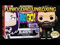 Unboxing BLACKFIRE Teen Titans Go! Review with Funky Dad - Funko POP