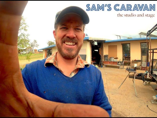 Sam's Caravan Live Feed