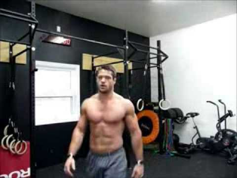 Ring Muscle Up Video