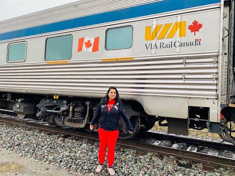 Sleeper Plus Cabin On VIA Rail From Toronto To Winnipeg   Via Rail   The Canadian   Highlights