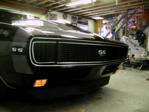 67 Rs Ss Camaro 383 523 Hp Walk Around 2 Youtube