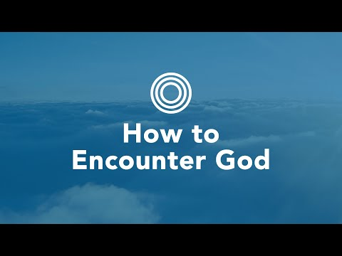 How To Encounter God - Bruce Downes The Catholic Guy