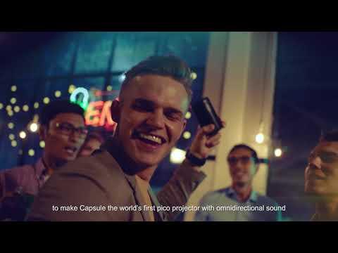 Capsule: The World's Most Advanced Pocket Cinema