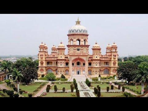 Rampur Smart City In Up Bapu Mall Rampur Fort    T Vlogs