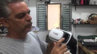 Como funciona o APP ,DRONEVR e oculos VRBOX Phantom 2, 3 e 4