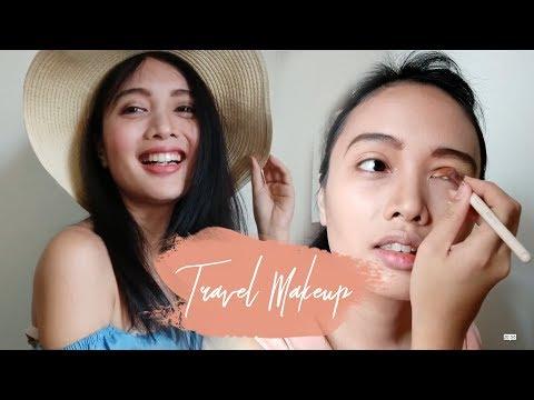 Basic Travel Makeup x Mental Health Awareness