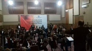 Proses Perekaman Ulang Lagu Indonesia Raya di Lokananta