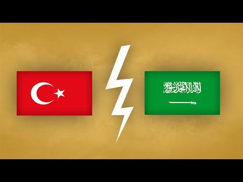 Türkiye vs Arabistan | Müttefikler | Burak Çelik