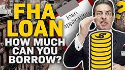 FHA loan (FHA) Mortgage (Home Loans) What is the easiest loan?  FHA!
