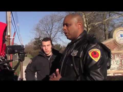 Tyrant Alert!!! Freehold Twp PD Officer Karl White #232 vs Police State NJ