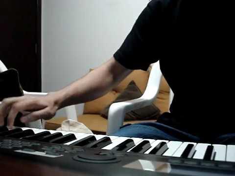 FireWind Head up High keyboard solo