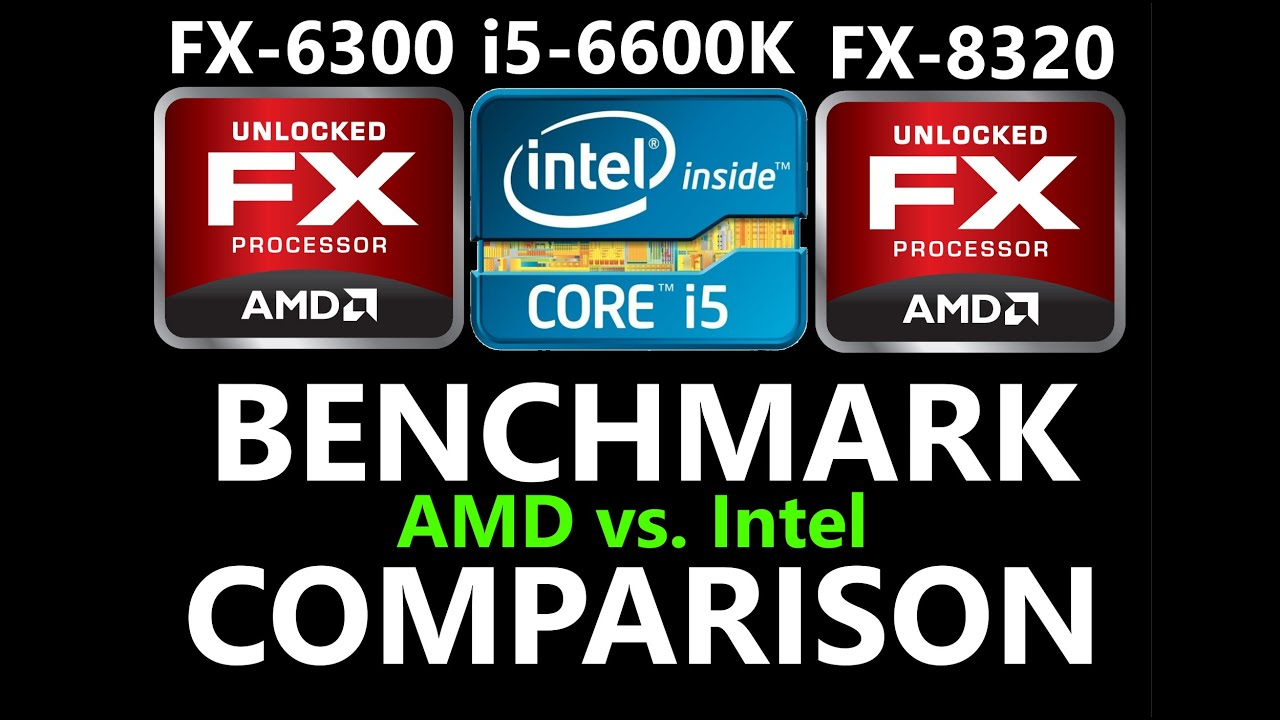 amd vs intel comparison essay