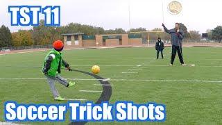 Trick Shot Titus 11 | Soccer Trick Shots (Messi fandom, world cup fail, soccer bowling)