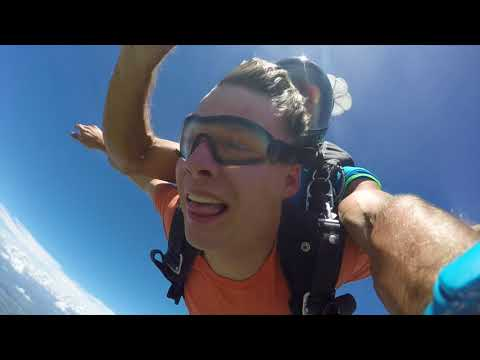 Tandem Skydive | Hunter from Fort Worth, TX