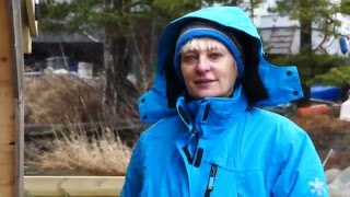 Norfin Snowflake vinterkläder