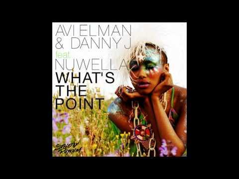 Avi Elman & Danny J feat. Nuwella - What's The Point (Tristan Garner Sunset Mix)