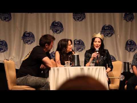 Panel Defiance à la Dragon*Con 2013 : l'arrivée de Jaime Murray