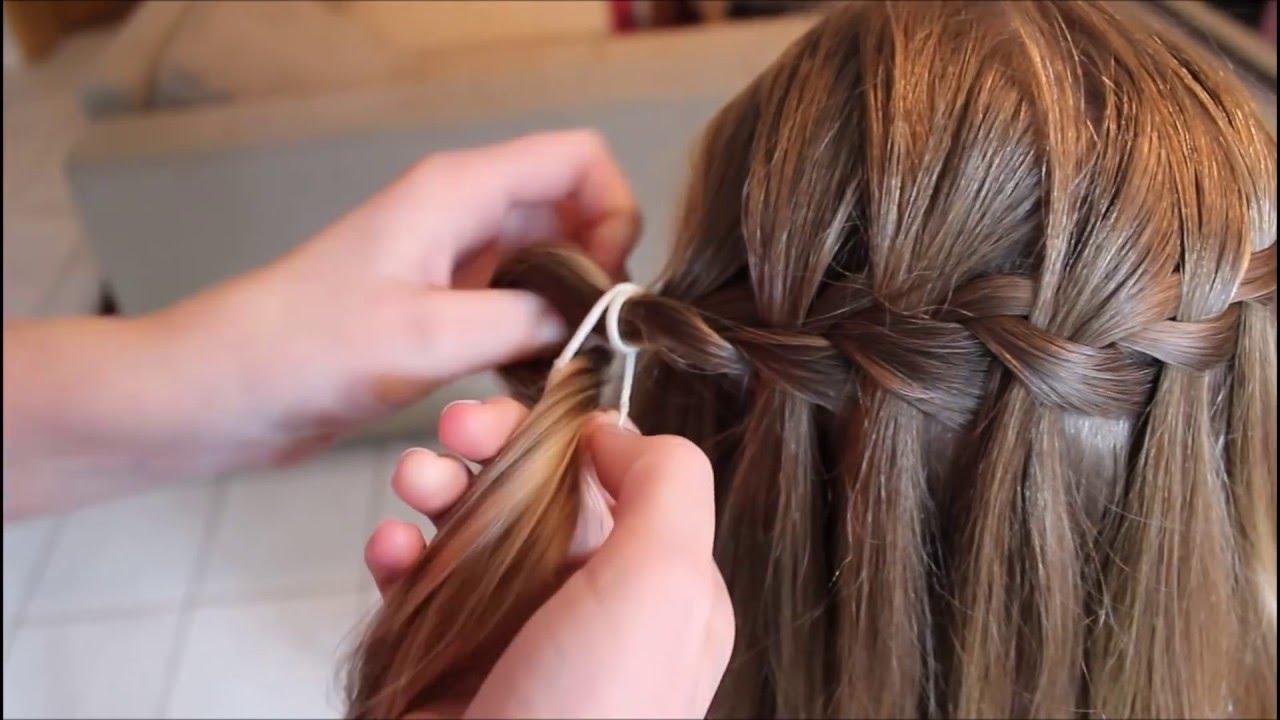 Wasserfall Mit Locken Julia Buchholz YouTube