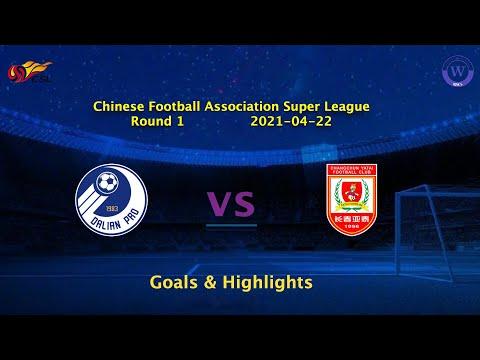 Dalian Pro Changchun Yatai Goals And Highlights