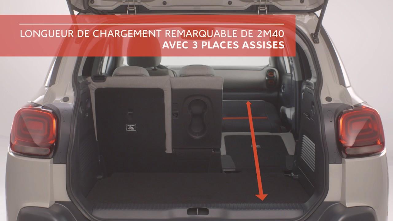 Hyundai Derniers Mod C3 A8les >> Suv Compact C3 Aircross Modularite
