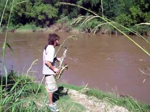 Ale. video andino ,rio carcaraña 1