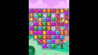 Candy Crush Jelly Saga Level 28 New No Boosters