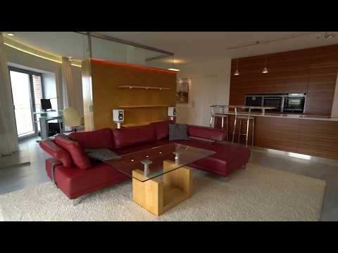 Luxury Furnished Apartment with Stunning Views in Berlin, Ak