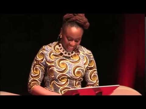 Chimamanda Ngozi Adichie - Dovremmo essere tutti femministi (SUB ITA)
