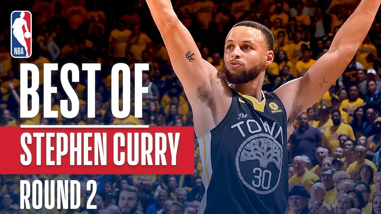 Stephen Curry S Best Plays 2018 Nba Playoffs Western Conference Semifinals Youtube