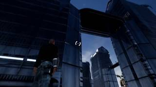Just Cause Grappling Hook Recreation in Unreal Engine