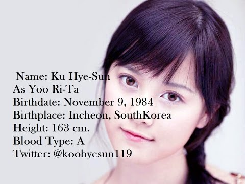 Biodata Lengkap Pemain Drama korea Blood