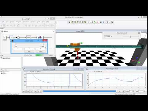 Mechatronics Virtual Prototyping with Simulink and SimWise 4D