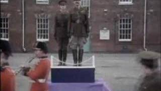 Blackadder Goes Forth Recut Trailer