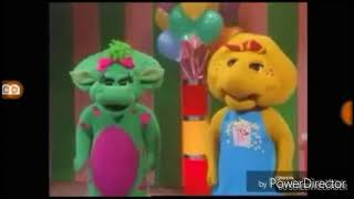 Video Barney's Adventure Bus: The Popcorn Song (Normal, Fast and Slow Motions) download MP3, 3GP, MP4, WEBM, AVI, FLV Juli 2018